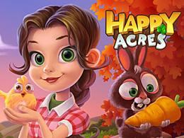 HappyAcres Fanpage Banner
