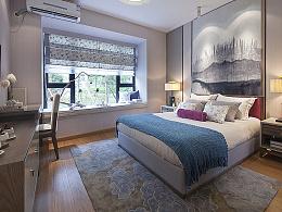 室内摄影:保利紫山心语花园公寓摄影案例