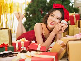 圣诞写真客片