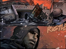 《海南僵尸》漫画#1