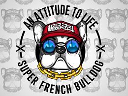狗狗logo设计