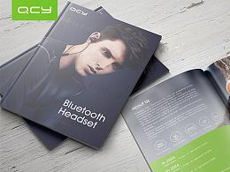 QCY电商卡片& 展会海报&产品画册