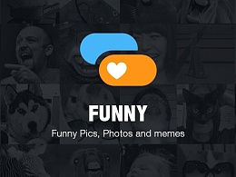 【UI Design】Funny App