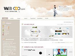 董祁恩的设计博客-在云端的日子
