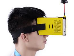 自制3DVR眼镜摄影图全套