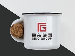 金东集团——LOGO形象品牌设计提案
