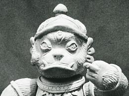 kaiju hanumonkey 怪兽哈努猴