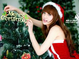 缤纷圣诞节,欢乐迎新年,阿宝出品