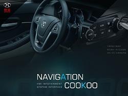 安卓智能车载导航系统
