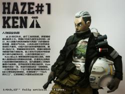 毕业设计—Haze#1·Ken Block by 陈灿啊