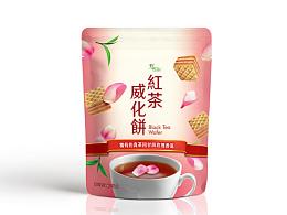 里仁 - 紅茶威化餅
