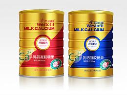蛋白粉,乳钙精装