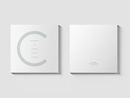 建筑方案画册设计 | 简约风格