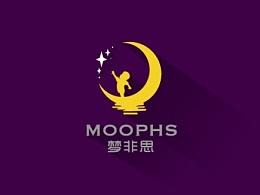梦菲斯标志logo设计