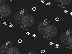 1#wor原创设计师集成店铺——主视觉形象设计