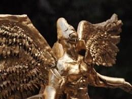雕塑,六翅天使