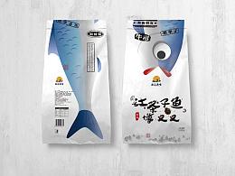 【懵叉叉的鱼】漓江源味鱼制品包装