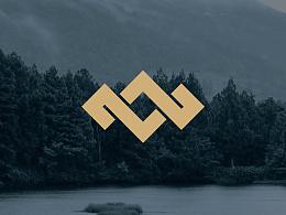 至临山庄logo设计1