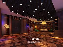 郑州主题酒店设计公司推荐——主题酒店空间设计