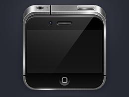 图标琐记 - 02. Phone 4/4S