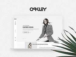 OAKEY页面设计