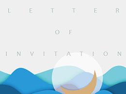 邀请函设计