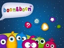 IPAD游戏《BOOMBOOM》湖工大艺术设计动画小光#2012我们毕业啦#