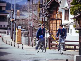 中部日本游记.升龙道第三站高山