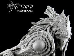 MP Studio-星际-黑暗圣堂武士!