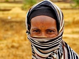 #出发的勇气2014#骑行非洲系列-埃塞东北山区的骑行