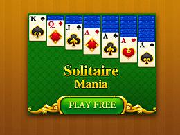 Solitaire Mania classic游戏设计