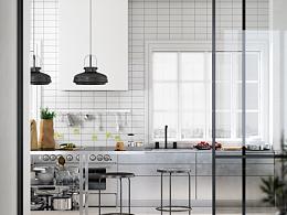 厨房 | CGI