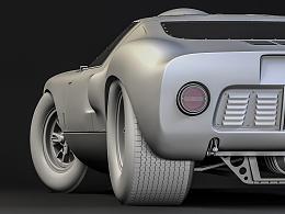 福特/GT40 MK.I_1964