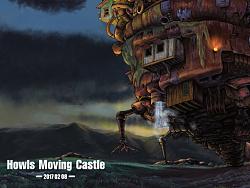 宫崎骏之哈尔的移动城堡