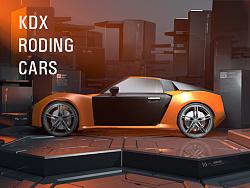 KDX上海国际车展互动展示方案【更新视频】
