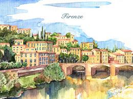 始终牵手旅行第二集】欧洲行之在意大利#出发的勇气2014#
