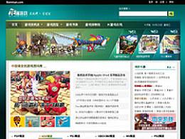 龙漫游戏网,准备做成国内最全的家用机掌机游戏资料库