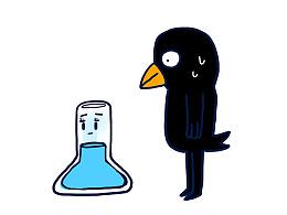 #小矛毁童年#乌鸦喝水的故事之10.11.12