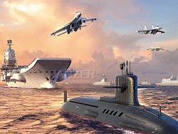 中国海军未来舰队 展望