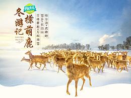 冬游记 撩萌鹿
