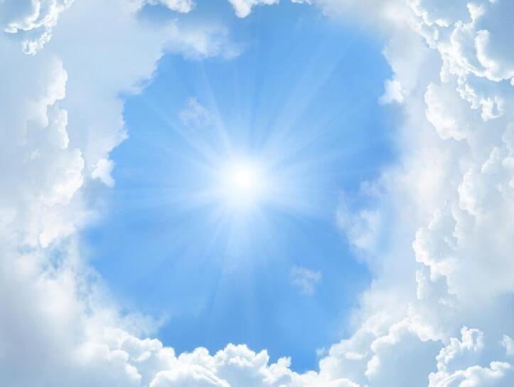 成人电影天空_给家一片自然天空 -维艺出品 蓝天白云软膜吊顶系列