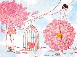 暗恋是一个人的恋爱