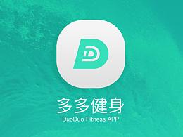 Duoduo Fitness APP Design