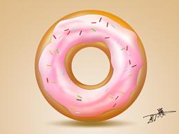 甜甜圈icon