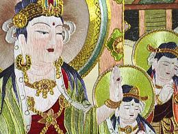 第8期:当他老去 传统杭绣将成绝响