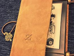 原创纯手工TN旅行本风格Amazon Kindle封套|Kindle Cover