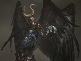 所罗门七十二魔神—瓦沙克