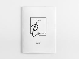 一个广告导演的自白(lian)——个人作品画册
