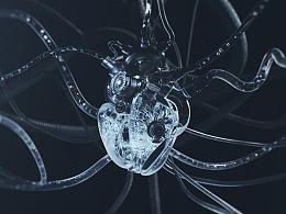 成龙新电影《机器之血》概念预告片—三维执行
