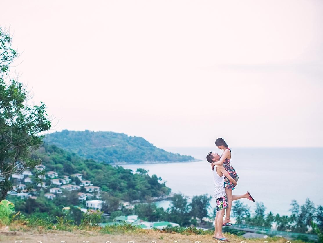 普吉岛-环岛骑行